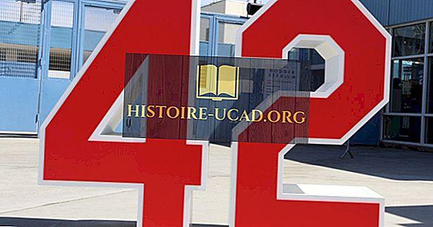 Jackie Robinson - Figures importantes de l'histoire des États-Unis
