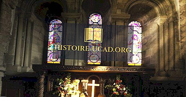 L'histoire de la croix chrétienne