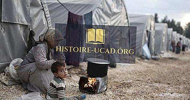 Suriyeli Mülteci Krizi Nedir?