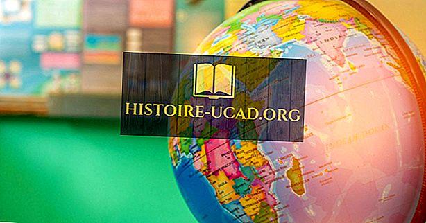 Co a kdy je týden povědomí o geografii?