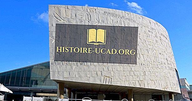 Александрийска библиотека - уникални места в историята