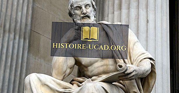 Herodot - pomembni podatki v zgodovini