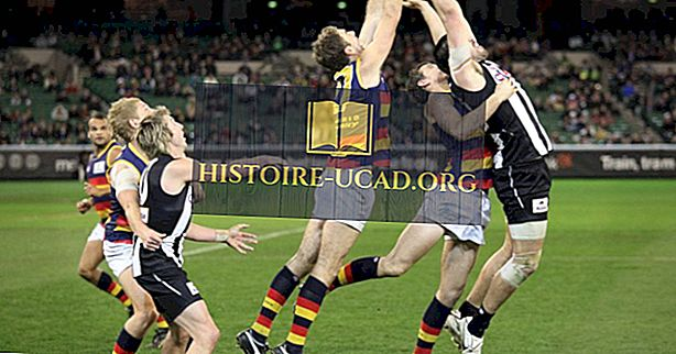 Was ist Australian Rules Football?