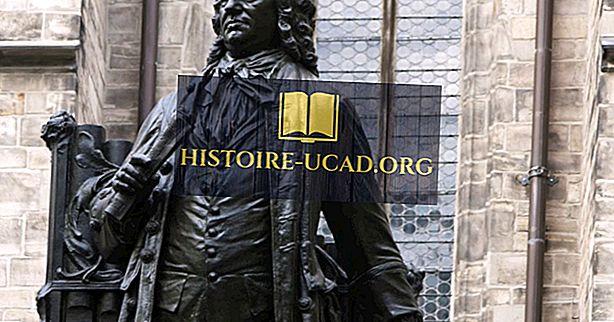 Johann Sebastian Bach - slaveni komponisti vēsturē