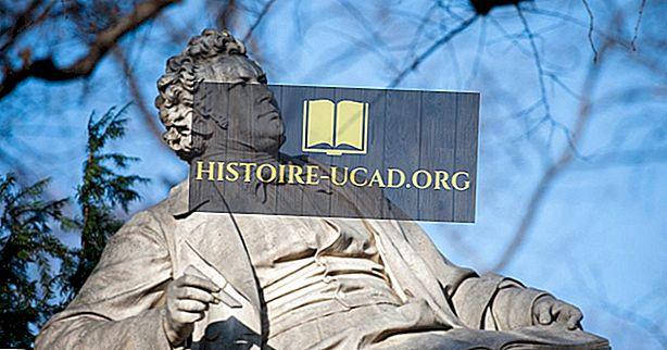 Franz Schubert - Berømte komponister i historien