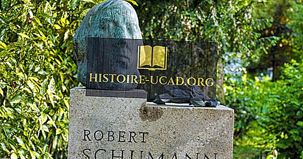 Робер Шуман - Известни композитори в историята