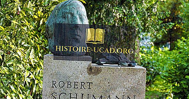 Robert Schumann - นักแต่งเพลงชื่อดังในประวัติศาสตร์