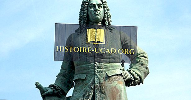 George Frideric Handel - Compositeurs célèbres dans l'histoire