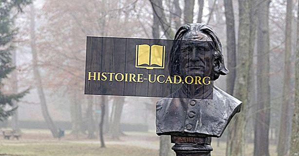 Franz Liszt - Slávni skladatelia v histórii