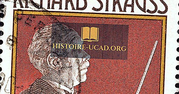 रिचर्ड स्ट्रॉस - इतिहास में प्रसिद्ध संगीतकार