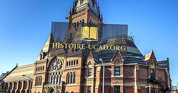 अमेरिका में सबसे पुराना विश्वविद्यालय कौन सा है?