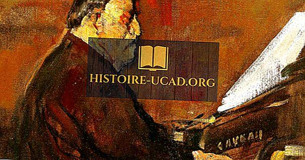 Camille Saint Saens - slavni skladatelji v zgodovini