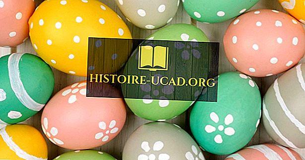 Húsvét - ünnepek a világ körül