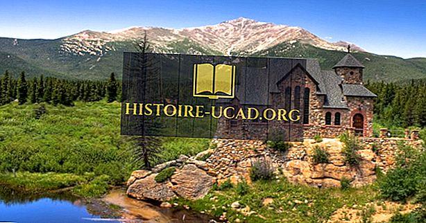 Qual è la composizione religiosa della popolazione adulta del Colorado?