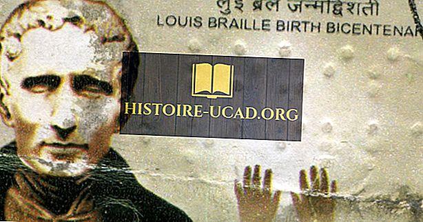 Kdo byl Louis Braille?