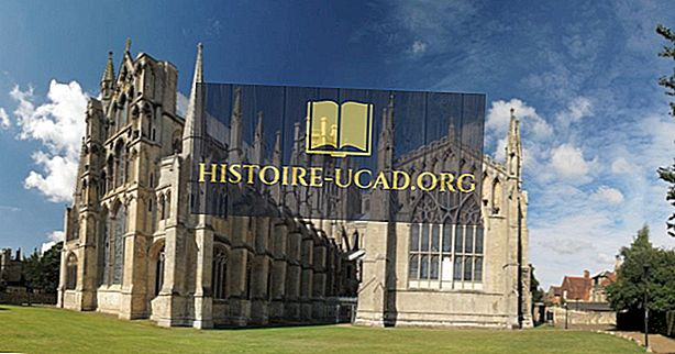 Ely Cathedral - Αξιοσημείωτοι καθεδρικοί ναοί