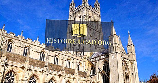 Nhà thờ Gloucester - Nhà thờ đáng chú ý