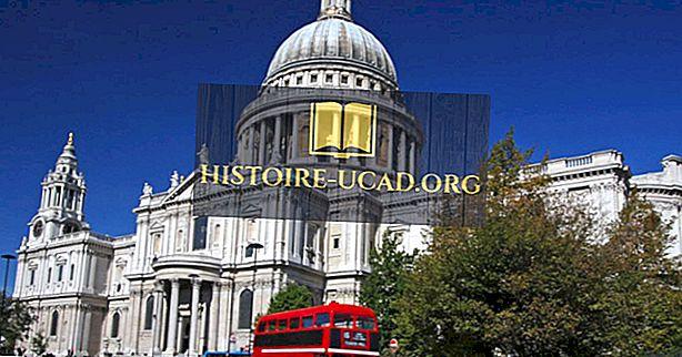 सेंट पॉल कैथेड्रल - उल्लेखनीय कैथेड्रल