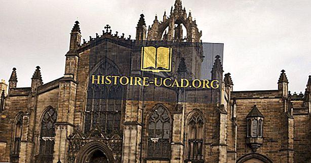 Katedrála sv. Jiljí - pozoruhodné katedrály