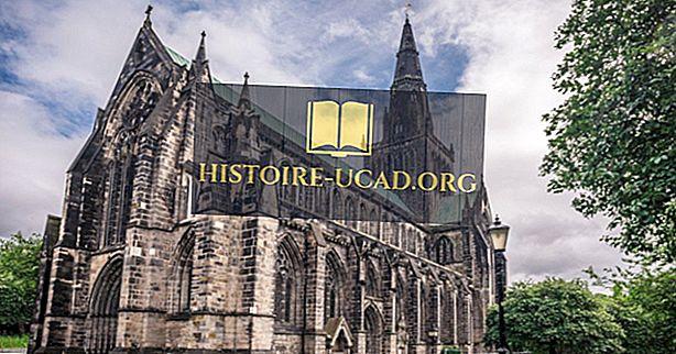 Καθεδρικός Ναός της Γλασκώβης - Αξιοσημείωτοι καθεδρικοί ναοί