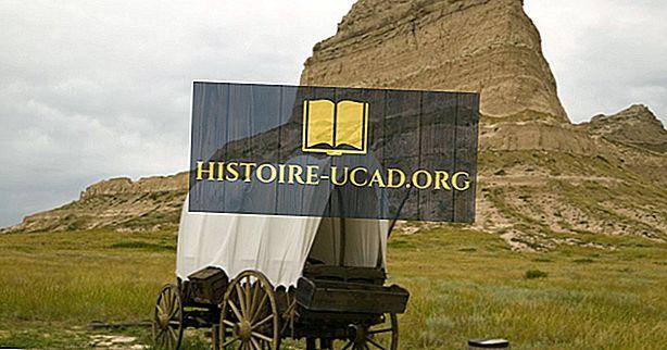 Wat is de Mormonenroute?