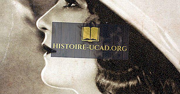 Mary Pickford - znani ljudje v zgodovini