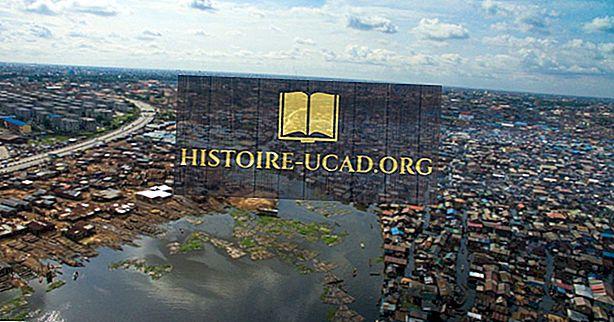 Hva og hvor er Makoko Slum?