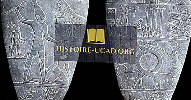 Skoré kráľovstvá starovekého Egypta