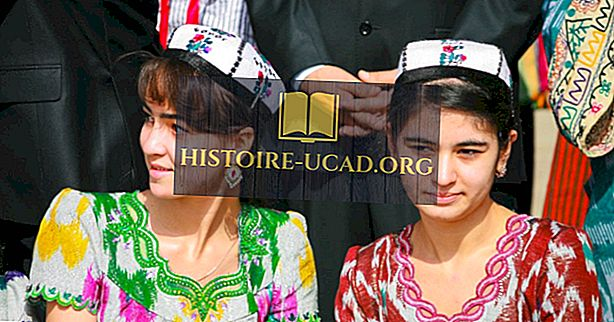 Edinstvena kultura Tadžikistana
