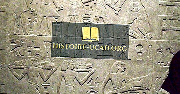 Перші проміжні королівські династії Давнього Єгипту