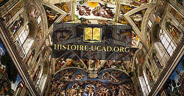 Kdo je slikal Sikstinsko kapelo?