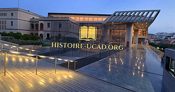 O que e onde fica o Museu da Acrópole?