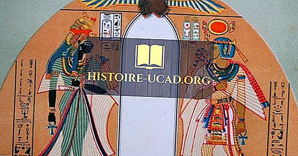 Det Nye Kongeriges Dynastier i Det Gamle Egypten