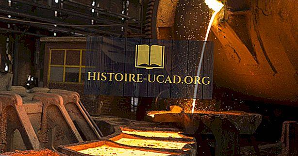 Was war das erste Metall, das Menschen benutzten?