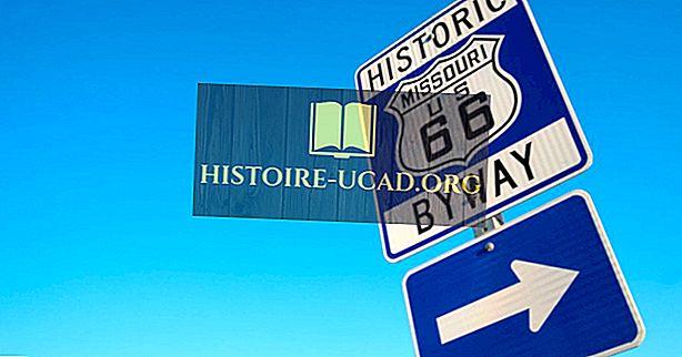 Quelle autoroute fut la première autoroute construite aux États-Unis?