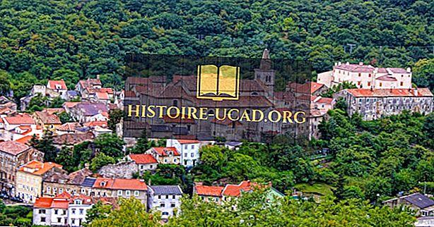 Kroatisk by opplever en rekord 95% økning i besøkendes ankomst