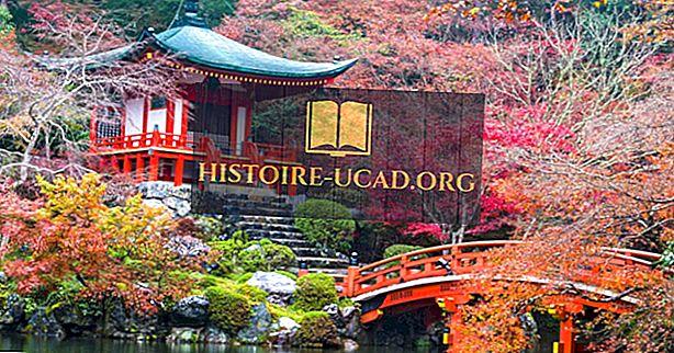 Japans 25 mest fantastiske templer