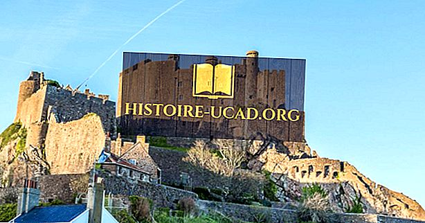 Pevnosti a hrady Normanských ostrovů