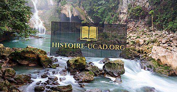 Semuc Champey, Гватемала - Уникални места в Централна Америка