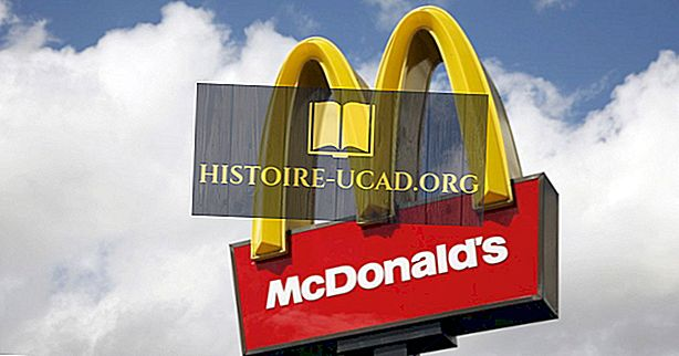 Länder ohne McDonald's Restaurants