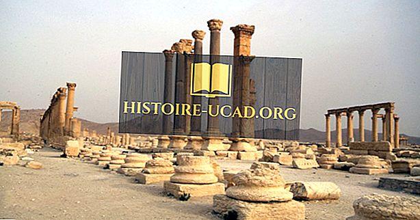 Šesť lokalít svetového dedičstva UNESCO v Sýrii