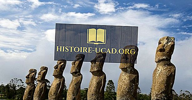 Gdje je Uskršnji otok i njegove Moai statue?
