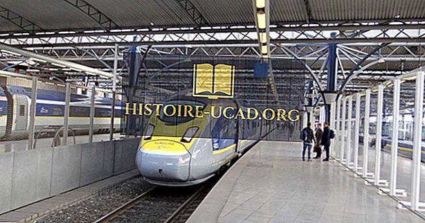 أسرع القطارات في المملكة المتحدة