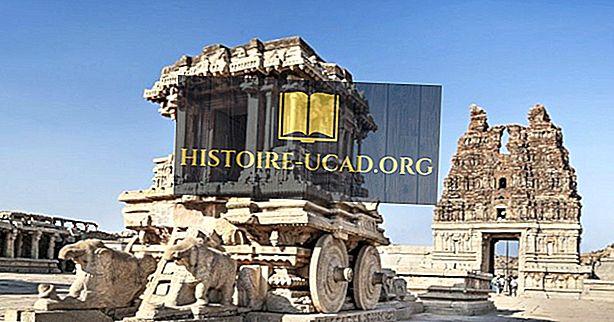Hampi - Ruinas únicas del Imperio Vijayanagara