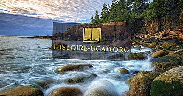Voyage - Acadia National Park du Maine