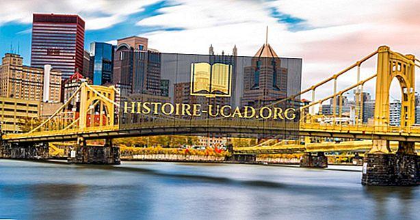 """Qual cidade dos EUA é conhecida como """"a cidade das pontes""""?"""