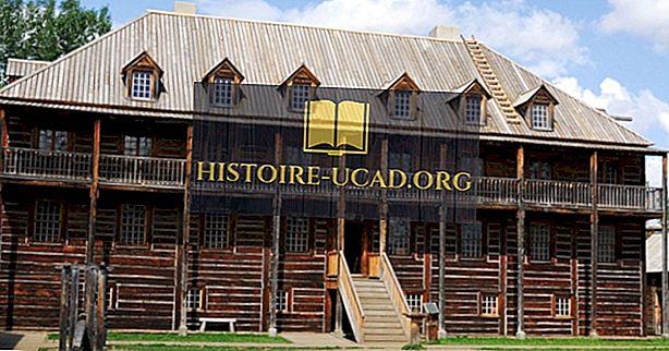 حديقة فورت إدمونتون: أكبر متحف لتاريخ المعيشة في كندا