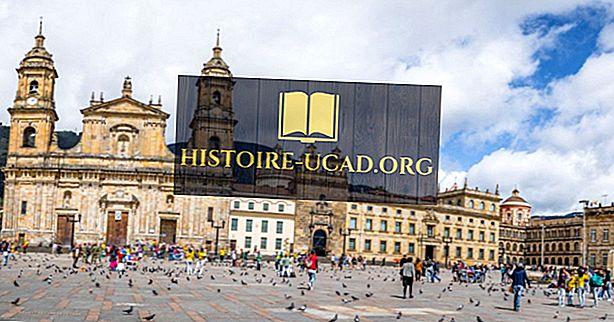 Toeristische attracties in de meest bezochte steden in Colombia