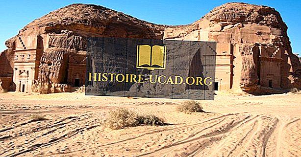 Al-Hijr (Mada'in Saleh): luoghi storici dell'Arabia Saudita