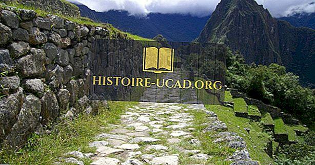 Les vues et les sons le long du sentier des Incas au Pérou